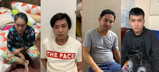 Triệt phá đường dây ma túy từ Campuchia về TP Hồ Chí Minh tiêu thụ