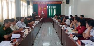 Bộ Quốc phòng thanh tra công tác quân sự - quốc phòng tại An Phú