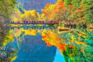 Điểm ngắm mùa thu ở châu Á