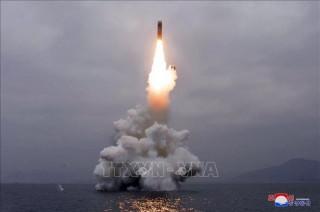 Liên hợp quốc kêu gọi đàm phán sau vụ phóng tên lửa mới nhất của Triều Tiên