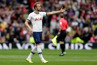Harry Kane tháo chạy khỏi Tottenham, MU sướng rơn