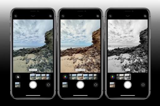 Cách sử dụng bộ lọc màu camera trên iPhone 11, 11 Pro và 11 Pro Max