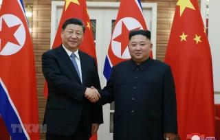 Triều Tiên phát triển quan hệ với Trung Quốc bất kể tình hình quốc tế