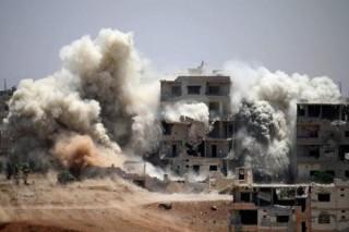 Nga mở màn tử chiến Idlib