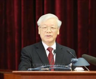 Tổng Bí thư, Chủ tịch nước Nguyễn Phú Trọng: Tiếp tục xây dựng, bảo vệ và phát triển đất nước nhanh, bền vững hơn