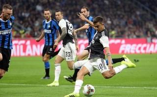 'Bà đầm già' hạ đo ván Inter Milan tại Giuseppe Meazza để lên đỉnh Serie A