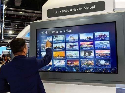 5G - Điểm nhấn của 'Tuần lễ Công nghệ Gitex 2019'
