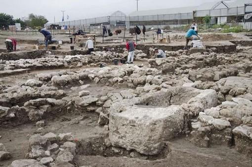 Phát hiện một thành phố cổ có niên đại 5.000 năm tại Israel