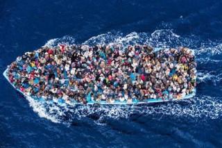 Cảnh báo về 'sóng ngầm' tị nạn mới đe dọa tương lai EU