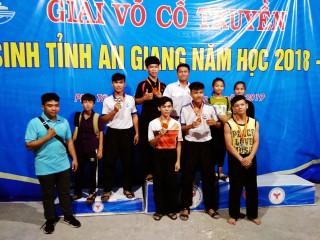 Phát triển võ cổ truyền ở xứ cù lao