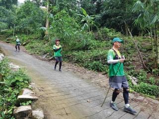 Trải nghiệm du lịch marathon vùng Bảy Núi