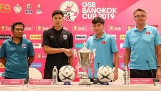 'Phù thủy trắng' muốn U19 Việt Nam đánh bại U19 Thái Lan để vào chung kết