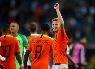 Vòng loại Euro 2020: Hà Lan lập lại trật tự