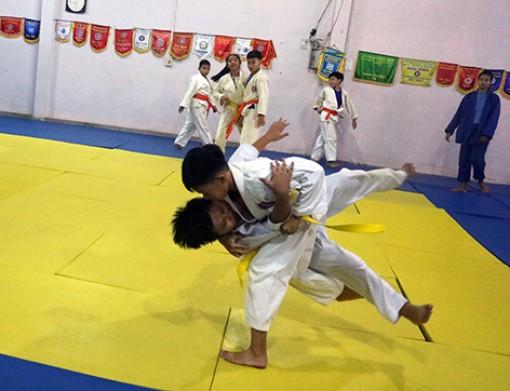Judo Hậu Giang: Quan tâm nguồn nhân lực kế thừa