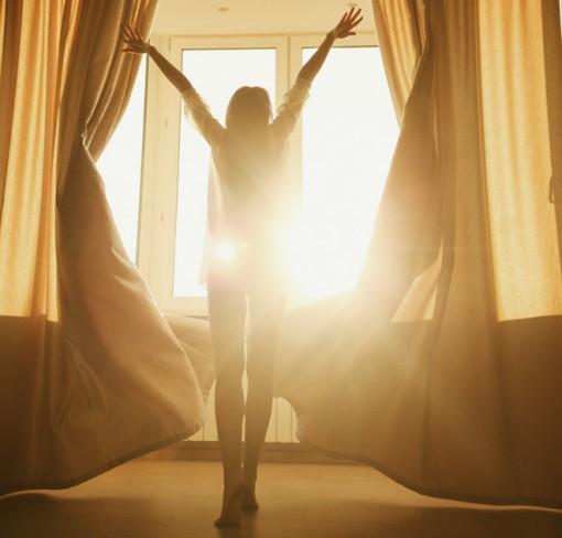 Lợi ích tuyệt vời của việc dậy sớm