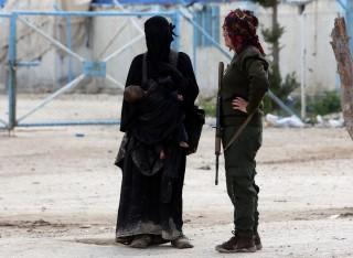 Thổ Nhĩ Kỳ tấn công người Kurd, IS chờ cơ hội giải thoát 70.000 tù nhân