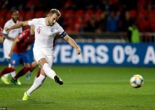 Vòng loại EURO 2020: Tuyển Anh thua trận, Bồ Đào Nha thắng tưng bừng