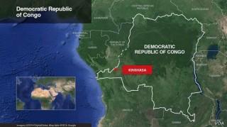 CHDC Congo: Rơi máy bay chở nhân viên Văn phòng Tổng thống
