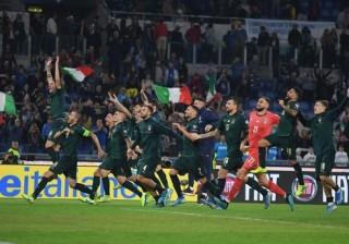 Italia chính thức giành vé Euro 2020, Tây Ban Nha đánh rơi chiến thắng