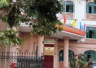 Vụ gian lận điểm thi tại Hà Giang, Sơn La: Xét xử cùng thời điểm