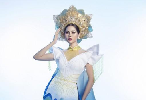 Ấn tượng với trang phục dân tộc của Hoàng Hạnh tại Miss Earth 2019