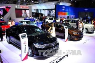 Thị trường ô tô tăng tốc mùa tiêu dùng cuối năm