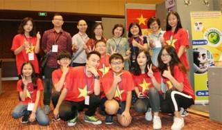 Học sinh Việt Nam thắng lớn tại cuộc thi phát minh trẻ quốc tế