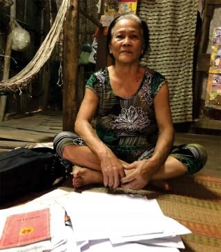 Tiếp tục trả lời phản ánh của gia đình bà Phan Thị Dung