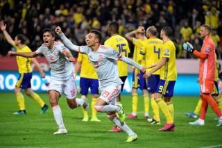 Tây Ban Nha chính thức giành vé tới VCK EURO 2020