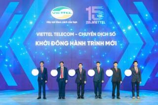 Viettel Telecom đặt mục tiêu trở thành Telco số có trải nghiệm khách hàng số 1 Việt Nam