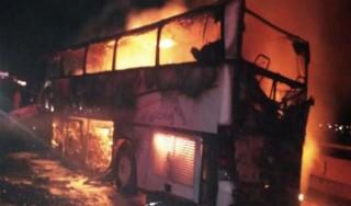 Tai nạn giao thông nghiêm trọng tại Saudi Arabia, 39 người thương vong