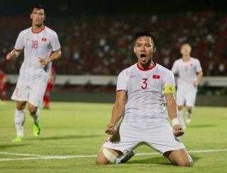 Vị thế của bóng đá Việt Nam