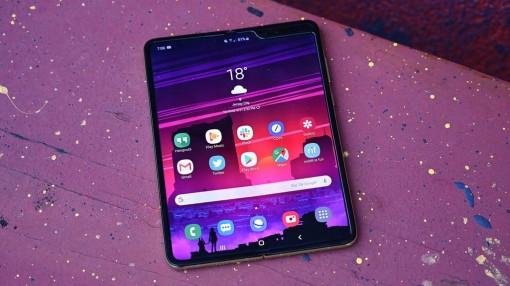 Samsung Galaxy Fold 2 có thể ra mắt vào tháng 4-2020 với màn hình 8,1 inch