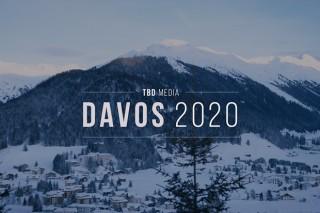 Chủ đề Davos 2020 hướng tới một thế giới gắn kết và bền vững hơn