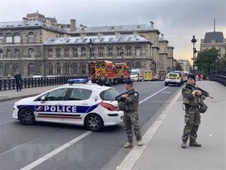 Pháp chặn đứng âm mưu tấn công khủng bố tương tự vụ 11-9
