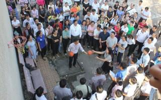 Các cấp công đoàn tổ chức hoạt động chào mừng ngày Phụ nữ Việt Nam 20-10