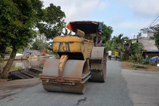 Châu Thành nỗ lực xây dựng nông thôn mới