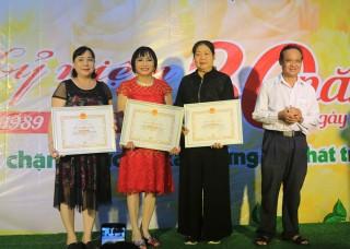 Kỷ niệm 30 năm thành lập Trung tâm Giáo dục trẻ mồ côi và người già cô đơn TP. Long Xuyên