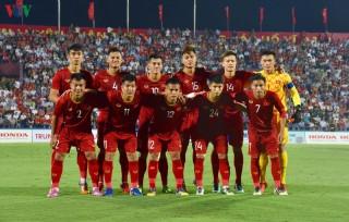 U.22 Việt Nam gặp bất lợi tại SEA Games 30