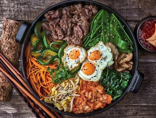 Những món ăn mà bạn nhất định phải thử một lần khi đến Hàn Quốc
