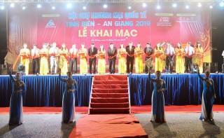 Tịnh Biên nỗ lực hoàn thành mục tiêu phát triển kinh tế - xã hội