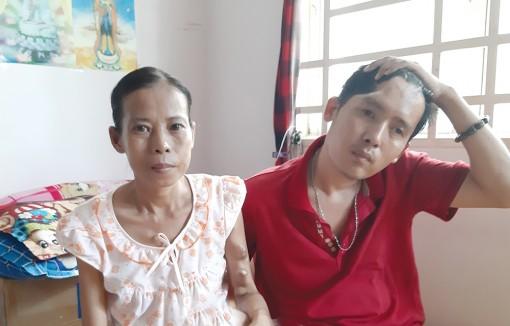 Hai vợ chồng bệnh tật cần giúp đỡ