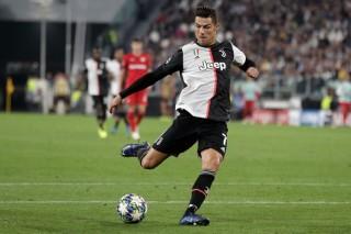 Juventus - Lokomotiv Moskva: Chờ Ronaldo lập thêm kỷ lục