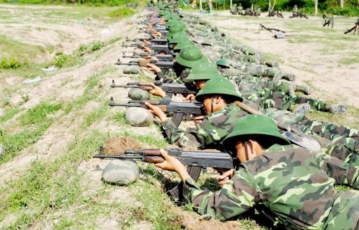 Đảng trong lòng người dân biên giới An Giang - Kỳ cuối: Chắc tay súng giữ vững biên cương Tổ quốc