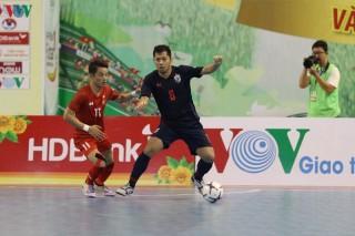 Giải Futsal HDBank vô địch Đông Nam Á 2019: Thái Lan đứng đầu bảng A