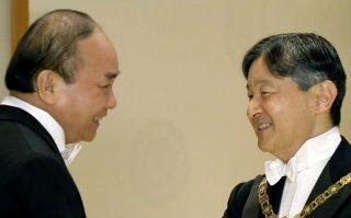 Thủ tướng kết thúc chuyến tham dự Lễ đăng quang của Nhà vua Nhật Bản