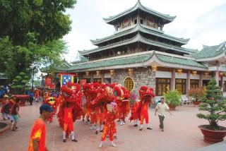 Nét mới của ngành du lịch Châu Đốc