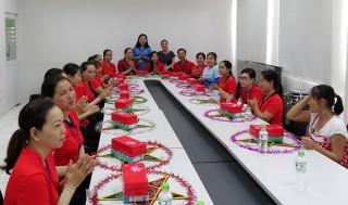 Nâng cao chất lượng hoạt động nữ công ở doanh nghiệp ngoài nhà nước
