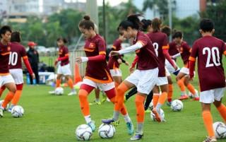 U19 nữ Việt Nam sang Thái Lan dự VCK U19 nữ châu Á 2019
