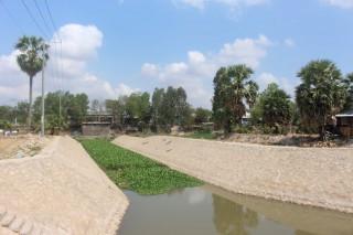 Xây dựng thêm 2 hồ thủy lợi vùng cao cho huyện Tri Tôn